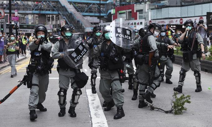 Cách Trung Quốc có thể thi hành luật an ninh Hong Kong