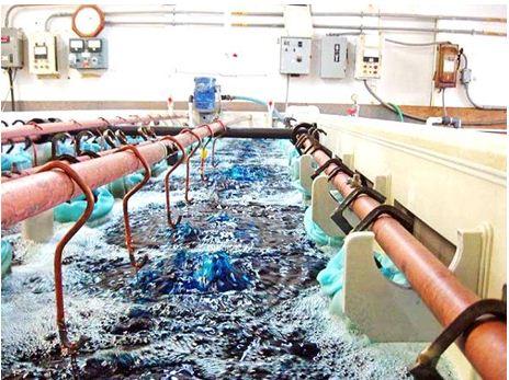 Cách xử lý nước thải xi mạ phổ biến tại Việt Nam