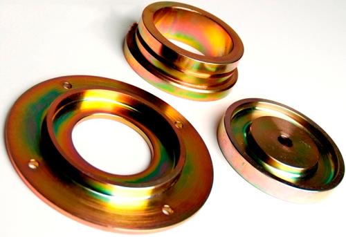 Làm gì để tăng độ bền cho kim loại xi mạ kẽm?