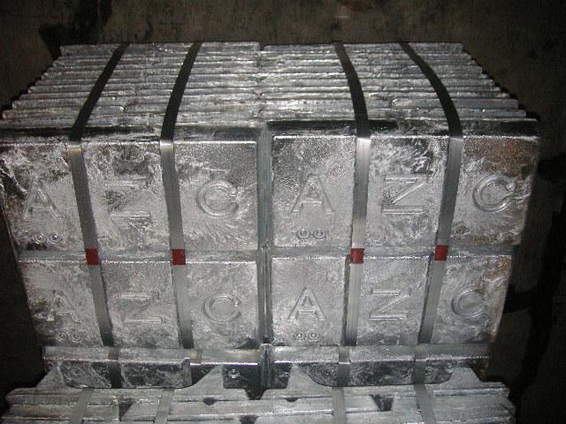 Kẽm thỏi nguyên chất 99.995% - AZC/HSC/EMC Japan