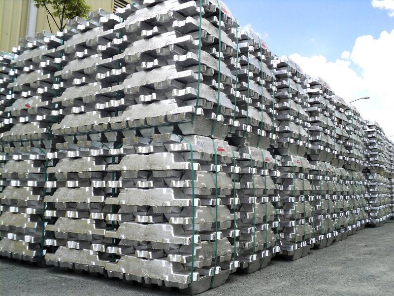 Nhôm thỏi nguyên chất A7 - Al 99.7% min